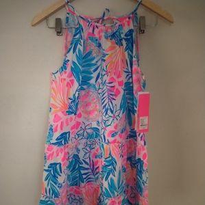 Lilly Pulitzer Sz Small Swing Dress NWT